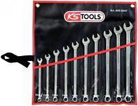 KS Tools RINGMAULSCHLÜSSEL-SATZ, XL, 10-TLG., 10-19MM extra lang  920.0347