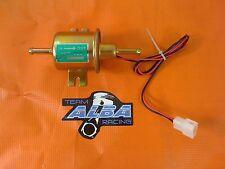 Motorcycle Electric Fuel Pump Universal Low Pressure 12V Carburated   fp-02