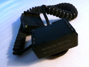 Sync Cord TTL flash Metz sca 307A extension cord cable adapter sca300 300