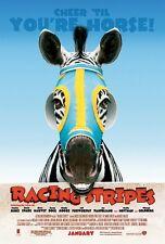 Racing Stripes movie poster : Frankie Muniz : 11 x 17 inches (2005)
