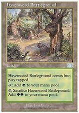 *MRM* FR havenwood battleground (champ de bataille d'havrebois)MTG 6th edition