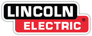 Lincoln Electric Welding Equipment LOGO Vinyl Sticker Decal Toolbox Truck Wall