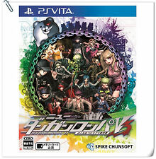 PSV Danganronpa V3: Killing Harmony Japanese Ver Sony VITA Adventure Games