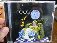 NEKTAR - evolution  - CD   -  excellent condition