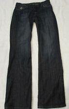 Women's Lucky Jeans Easy Rider 6/28 Dark Wash Cut# OC-21075 OL Canyon Express