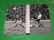 Fantastic Archie Gemmell Signed Scotland v Holland 1978 World Cup Goal Photo