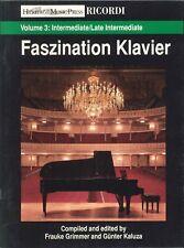 Faszination Klavier Piano Solos Vol 3 Late Intermediate 1998 Scarlatti Beethoven