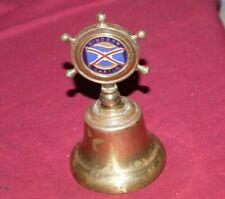 WINDSOR CASTLE (UNION-CASTLE LINE) SOUVENIR SHIP'S BELL