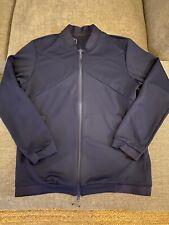 ASICS Jacket Casual Navy Blue Mens - Size L