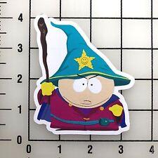 "South Park Cartman Wizard  4"" Tall Vinyl Decal Sticker BOGO"