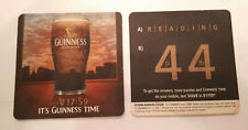 Guinness  - Its Guinness Time - Reading - Beer Mat  2009