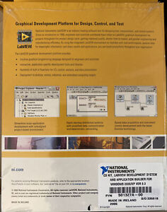 National Instruments NI Labview ver 8.0
