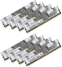 8x 4gb 32gb di RAM HP ProLiant xw6600 server 667mhz ddr2 memoria fullybuffered