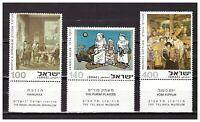 S29996) Israel MNH 1975 Paintings 3v