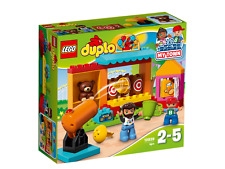 LEGO ® DUPLO ® 10839 wurfbude Nouveau neuf dans sa boîte _ SHOOTING GALLERY NEW En parfait état, dans sa boîte scellée Boîte d'origine jamais ouverte