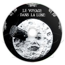 Le voyage dans la lune (A Trip to the Moon) (1902) Original Short Film on DVD