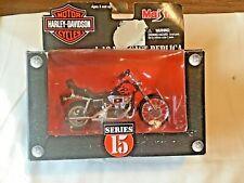 Maisto 1:18 Harley-Davidson 1980 Fxwg Wide Glide # 15 In Box