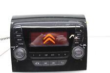 Citroen Jumper Peugeot Boxer Fiat Ducato Radio Autoradio Bluetooth 250 VP1 ROW