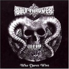 BOLT Thrower-Who Dares Wins CD NUOVO OVP