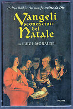"""L. Moraldi: """"I VANGELI SCONOSCIUTI DEL NATALE"""" - Piemme 1997 - Prima ed."""