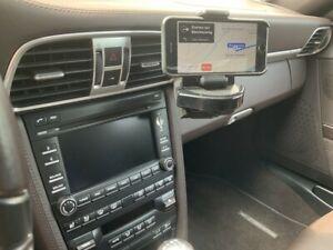 Handy Halterung universal, horizontal und vertikal passend für Porsche
