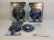 World Of Warcraft: Wrath Of The Lich King ( Pc, French Version )
