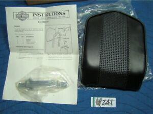 Harley FXR FXRC sissy bar backrest 52165-86 NOS passenger seat FXRT EPS14241