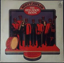 SCOTT JOPLIN THE RED BACK BOOK G. SCHULLER ANGEL S-36060 SEALED US PRESS 1973