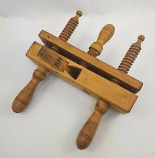 Vintage Handhobel Hobel Nut-Hobel Holzhobel Vintage Tool Rare R16RC