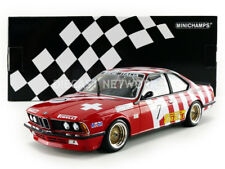 Minichamps BMW 635 Csi Gran Premio Brno 1984 Brancatelli/Kelleners #7 1/18 le