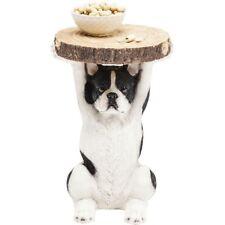 Kare Design 82829 Beistelltisch Hund Blumensäule Tisch Telefontisch Loungetisch