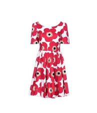 Dolce And Gabbana Floral Print Dress F6PF7T/TNEBK-D Size 40 Best Fit AUS 8/10