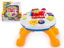 Baby Spieltisch Musikalisches Spielzenter Babyspielzeug KP4231 NEU