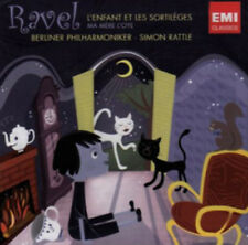 Maurice Ravel : Ravel: L'enfant Et Les Sortileges CD (2009) ***NEW***