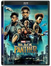 BLACK PANTHER DVD MOVIE BRAND NEW SEALED WAKANDA AVENGERS MARVEL