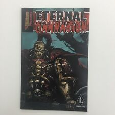 WARHAMMER MONTHLY ETERNAL DAMNATION GRAPHIC NOVEL CHAOS HERETIC SPACE MARINES