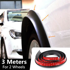 "118"" Universal Car Wheel Fender Extension Rubber Moulding Flare Trim Protector"