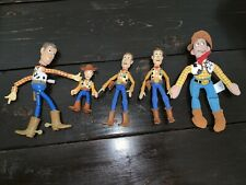Toy Story Woody Disney Lot Of 5 Figures