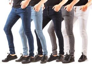 PG33 mens jeans slim fit Regular fit straight leg skinny jeans Casual Denim Pant