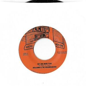 Indemand Xover  - Benjamin & Dreamdancers  - Not One More Tear - Palmetto St 45