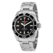 Certina DS Action Diver Stainless Steel Mens Watch C013.407.11.051.00