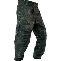 Valken Paintball VTac V-Tac Zulu Pro Playing Pants - Black V-Cam - Medium M
