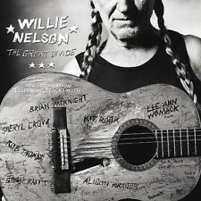 NELSON WILLIE - THE  GREAT DIVIDE- CD  NUOVO