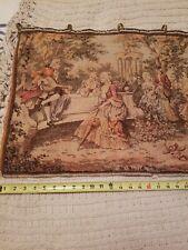 Vintage Belgium tapestry