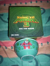 Kung Fu Panda 3 Rice/Mei Bowl - brand new in box - ideal gift