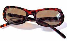 Eyeglasses Sunglasses Faux Tortoise Color Lucite Silver Accent Vintage