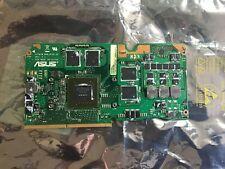 ASUS G750JW Video Card