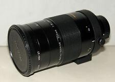 Nikon 500mm f8 Reflex Telephoto Nikkor Lens - Latest Version + HN-27 Hoods & Cap