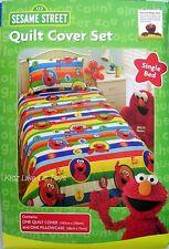 ~ Sesame Street - ELMO DOONA QUILT / DUVET COVER (R)