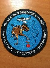PATCH GERMANY MILITARY ARMY - AIR FORCE - ORIGINAL!